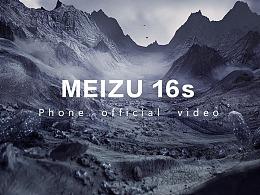 MEIZU 16s 外观短片