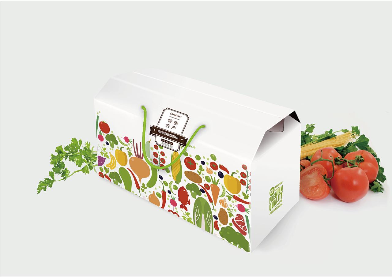 慧润旅游农产品包装设计与规划图片