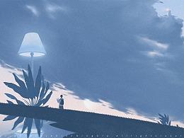 《萃光》系列插画习作汇总