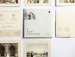 ZEAN x FISHY 婚禮喜帖 WEDDING INVITATION CARD