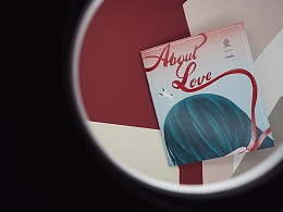 《 About Love 》 |  The First Zine