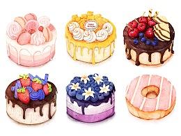 夏日甜点系列