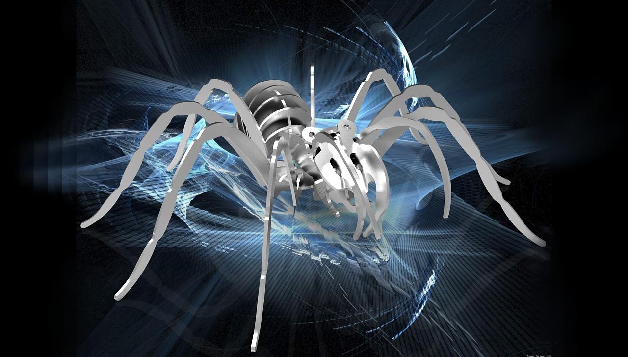有趣的动物昆虫设计
