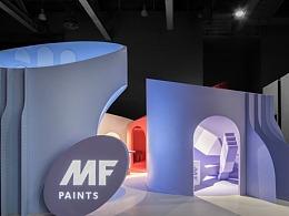 【恩万建筑摄影】MF PAINTS展厅