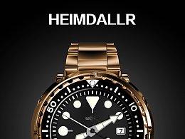 HEIMDALLR视频/海报设计