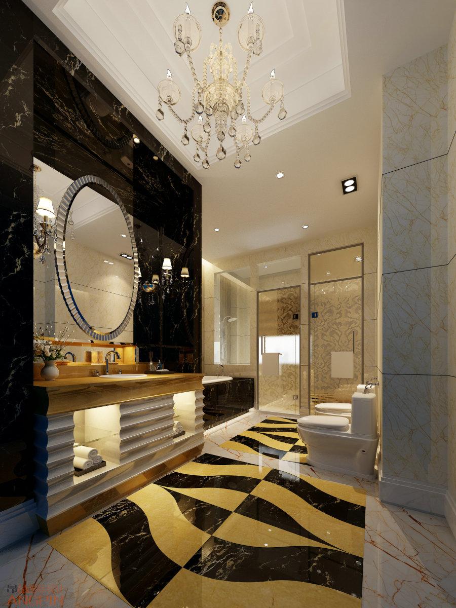 现代奢华空间!|室内设计|厨房/建筑|贵阳宜家软件v空间3d风格图片