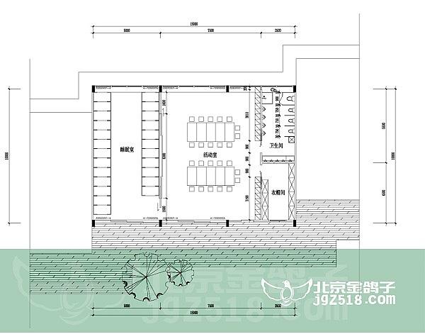 广东特蕾新国际幼儿园设计—金鸽子图片