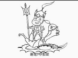 【木偶动画】动画制作纯手绘卡通搞笑动画