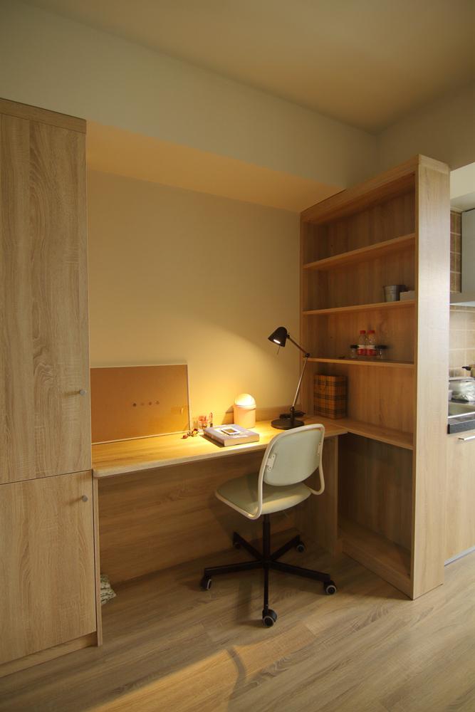 七九八零室内设计实景模具北欧案例|室内广东风格拉伸五金设计制造图片