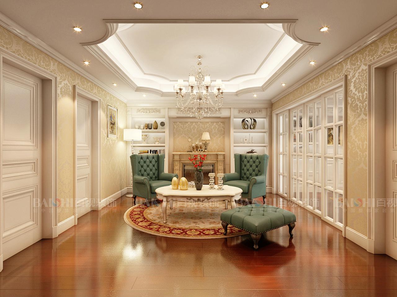 芜湖凤凰城南岛欧式别墅设计/欧式别墅/大宅专家