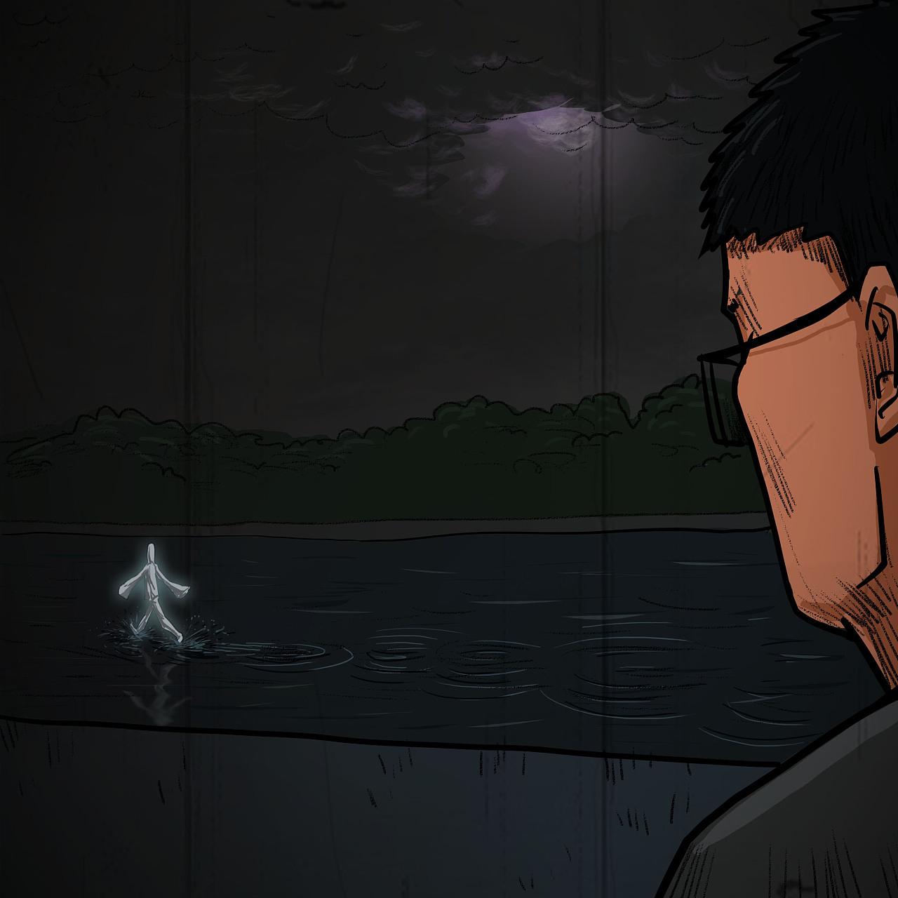恐怖动漫路神|漫画|短篇/四格漫画|昊昊HOWH漫画人体培养槽图片