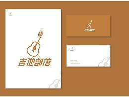 吉他部落logo 及延展
