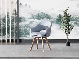 餐椅家具商业摄影