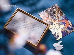 一梦江湖月饼礼盒及周边 I 网易游戏 x TPstudio摄影