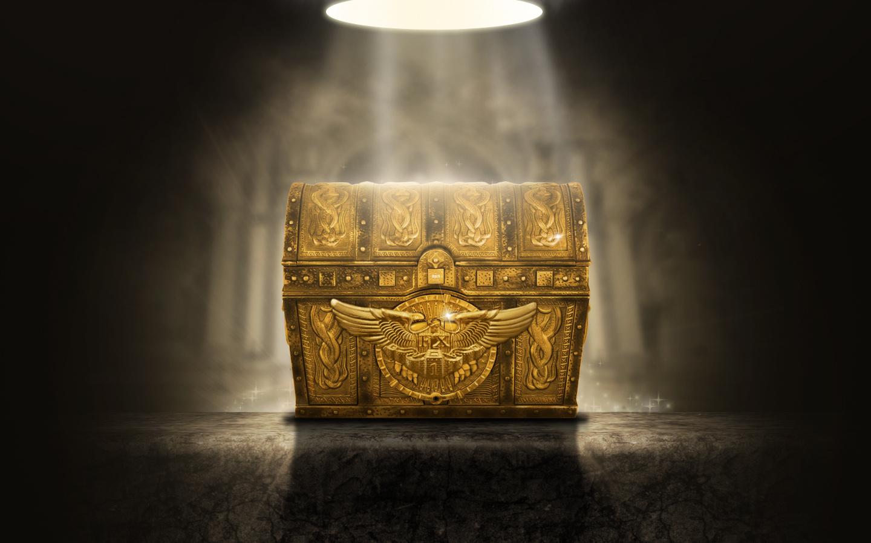 黄金宝箱|ui|图标|压力山大打 - 原创作品 - 站酷图片