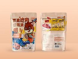 三只松鼠 泡椒猪肉脯