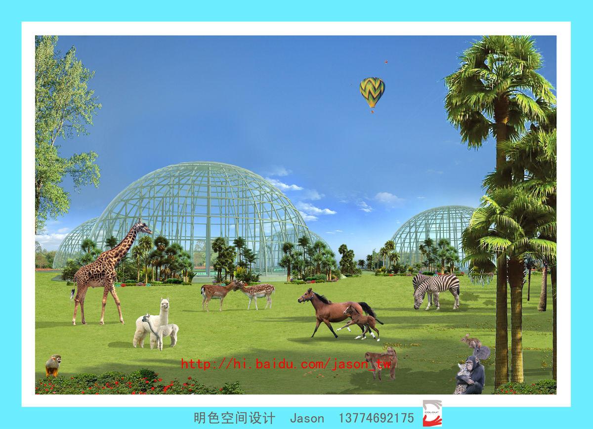裴济岛欢乐度假村(建筑设计)