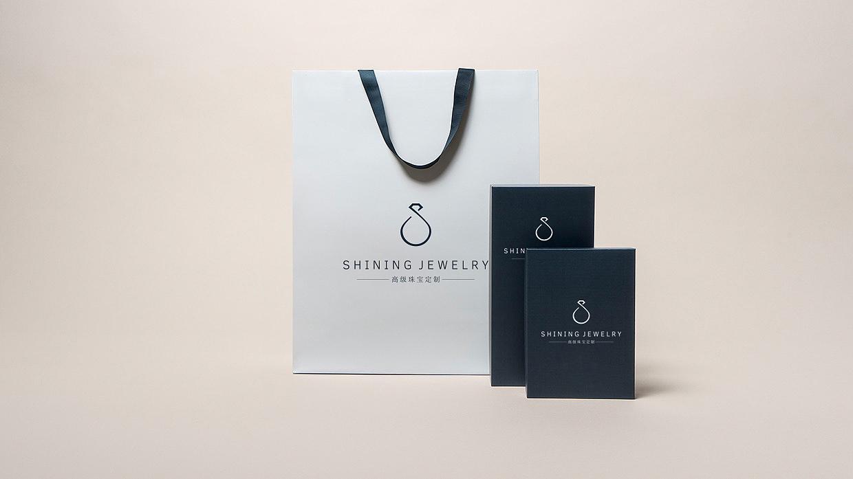 珠宝logo设计图片