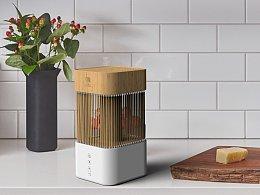 《竹音》设计—竹子音箱设计