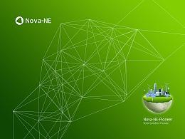 NOVA-NE MISSION CREATE MORE BRIGHT  TO OUR PLANET