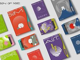 气味的季节——香包包装创意设计