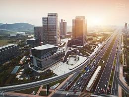 流动河床  |  苏州锦峰国际商务广场