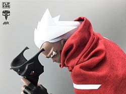 FTP | 正式公布《FLIP KING》系列12寸可动人偶AKAI