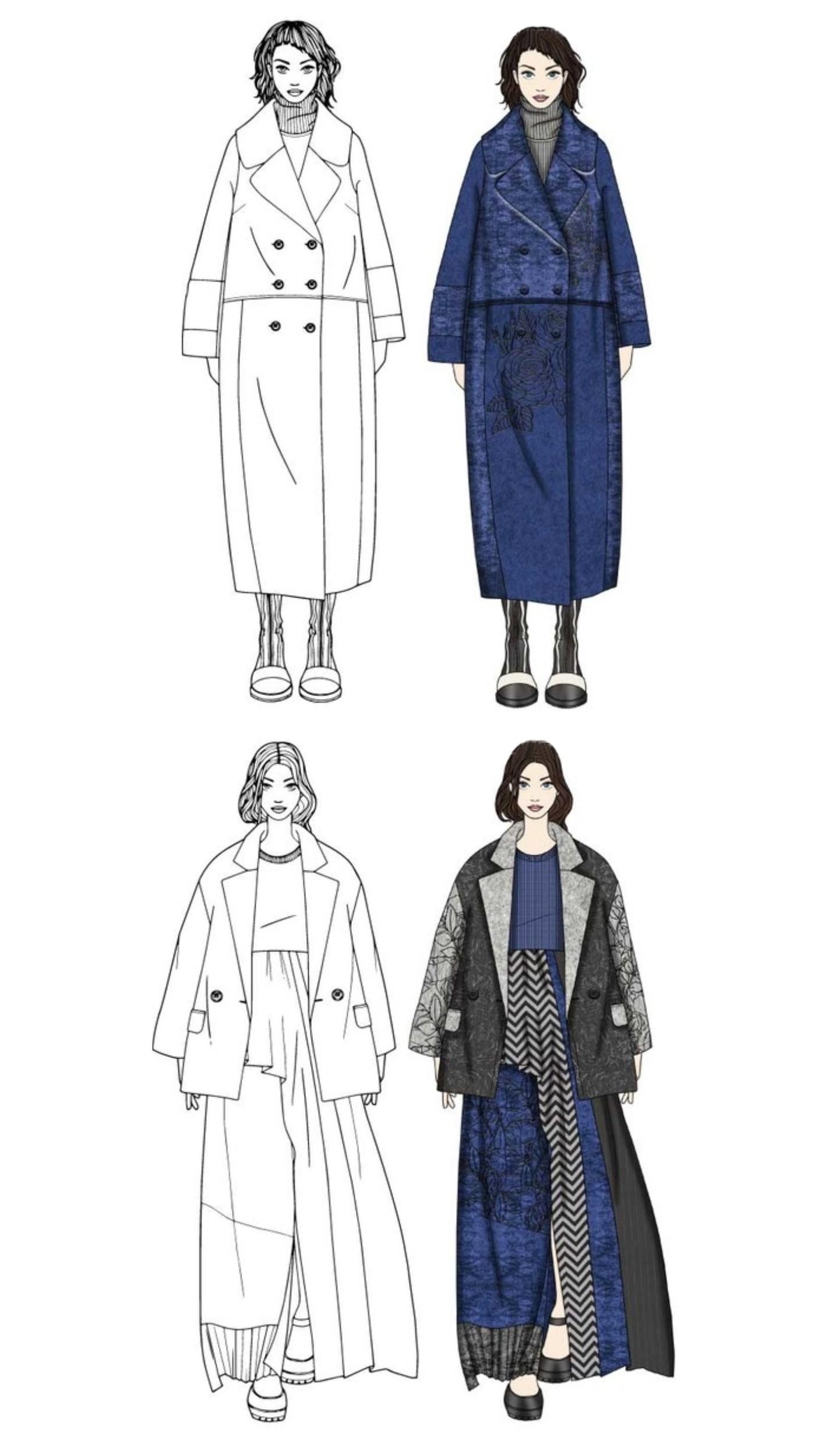 服装设计系列
