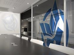 艾米教育科技公司logo设计--润物品牌设计