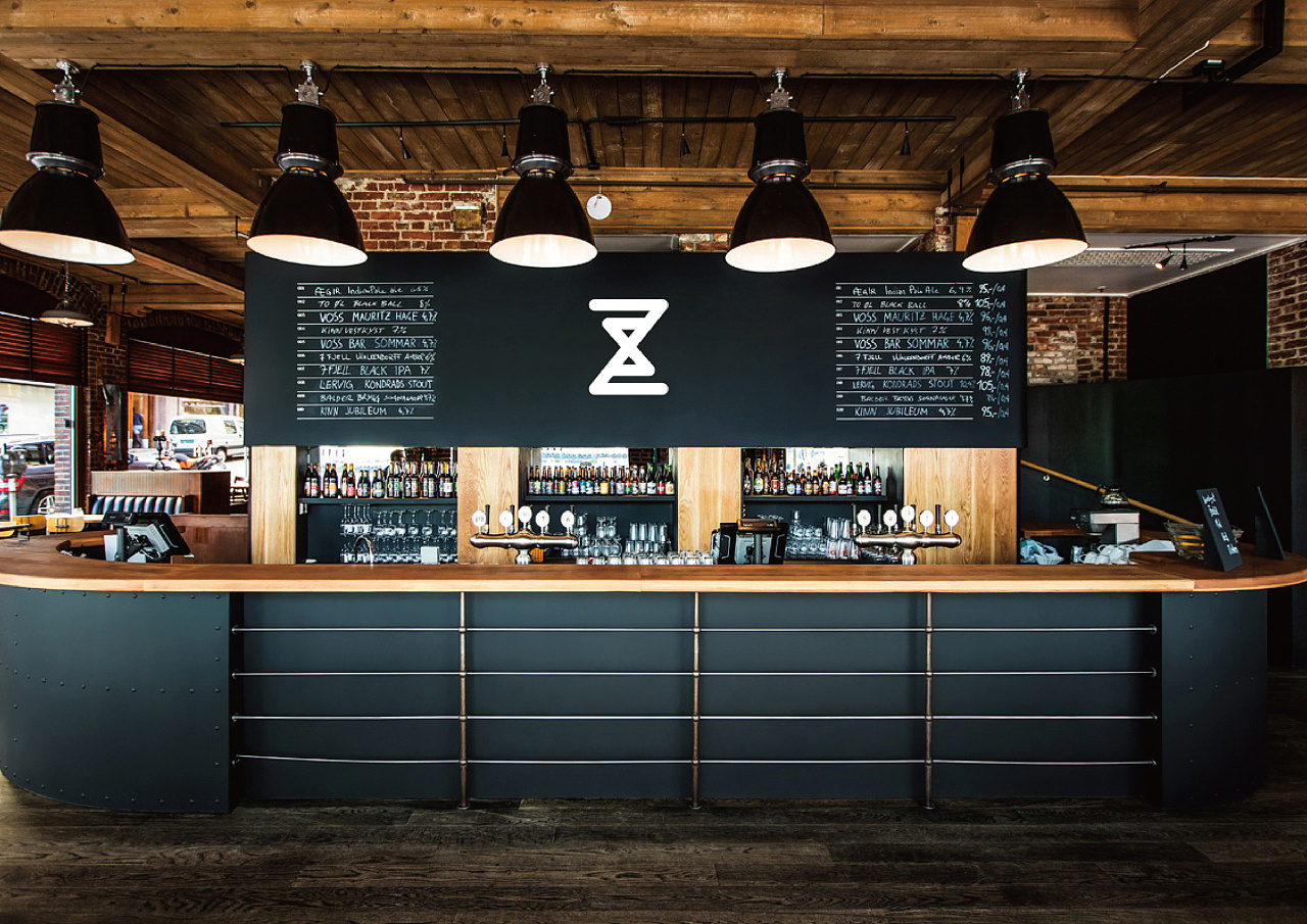 Zz super market bar 平面 标志 funsdesign 原创作品 站酷 zcool