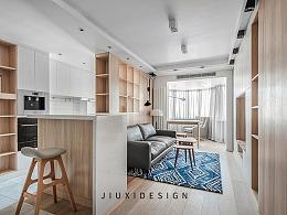 硬核改造,细化交流空间,满足一切对家的幻想
