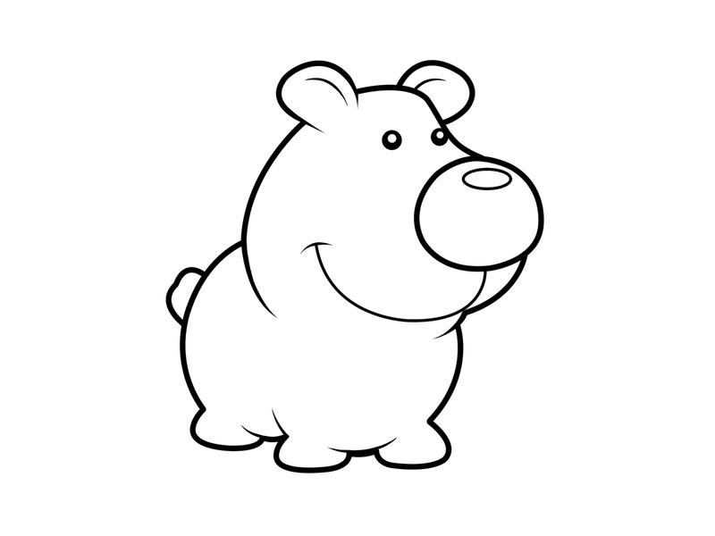 原创作品:可爱小动物