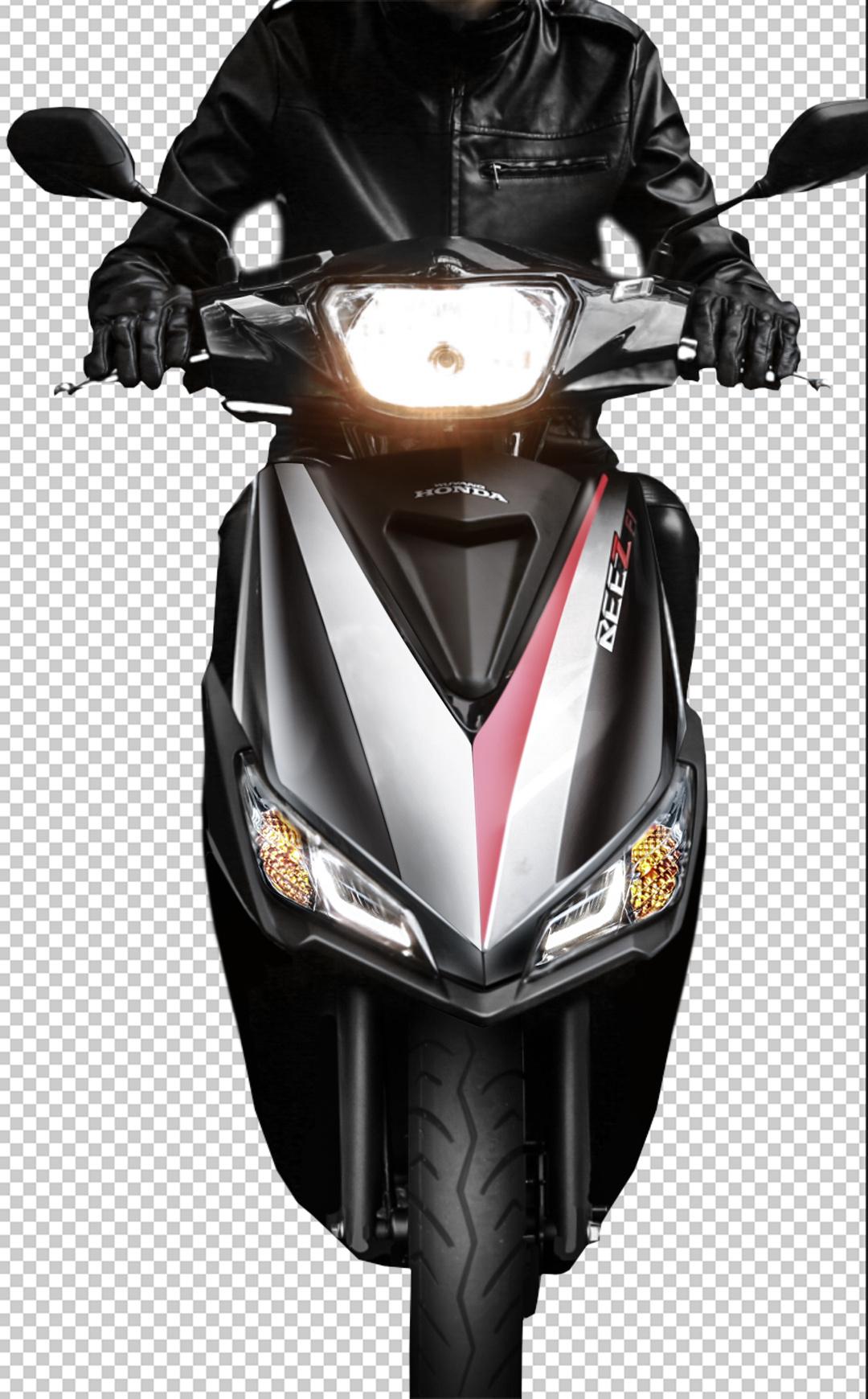 踏板摩托车H5v踏板,视频抽帧修图。军训视频背景图片
