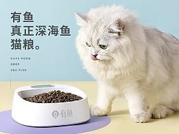 有鱼猫粮详情案例