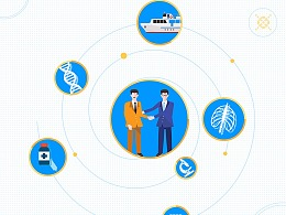 易昇健康集团-南极磷油系列宣传海报