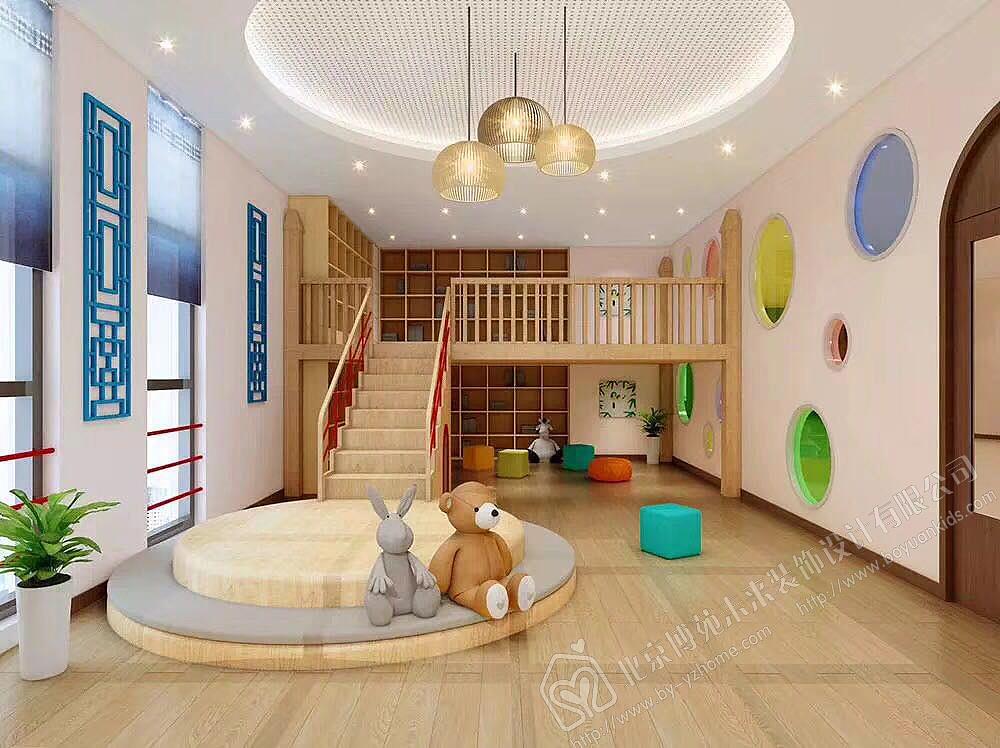 合理利用教室空间 ,小朋友们都爱的小二层!图片