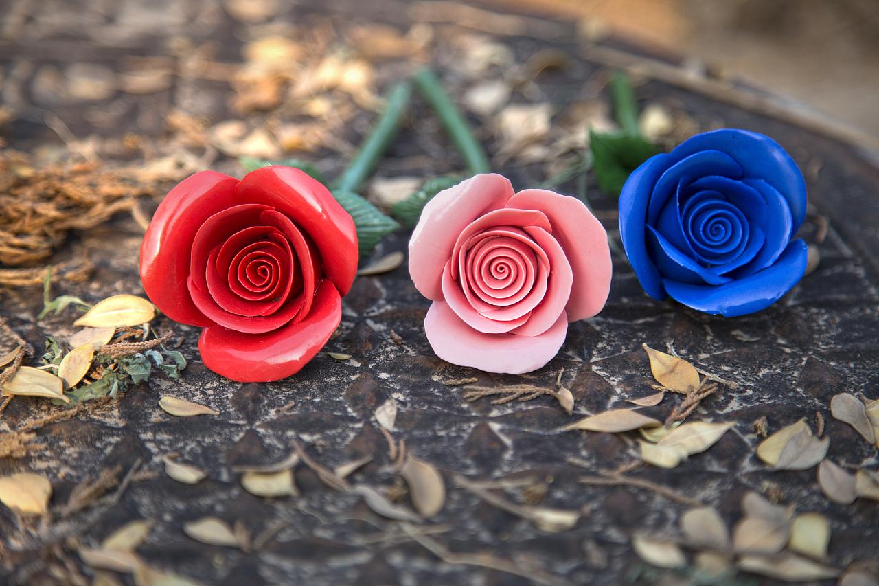 玫瑰花盒大图
