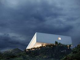 建筑表现Vol.01 梅特兰海湾之家