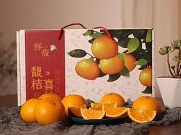 馥桔喜柚丨鲜馥出品丨飞鸟传媒——专注生鲜电商摄计