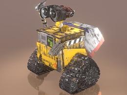 [机器人总动员] wall-e(瓦力)