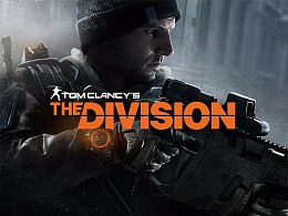 《THE DIVISION》页面设计