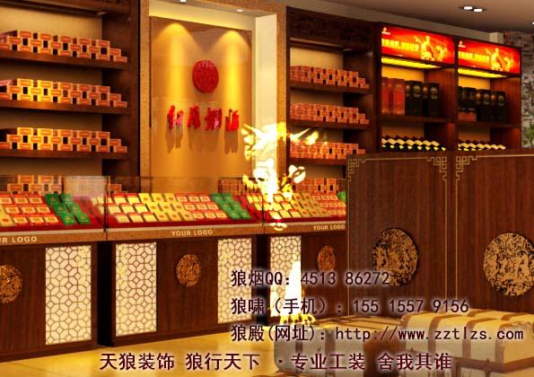 烟酒店装修红酒柜的清洁与保养
