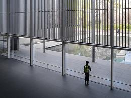 建筑摄影-法隆寺宝物馆