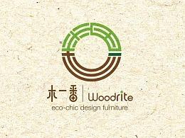 WOODRITE 品牌设计
