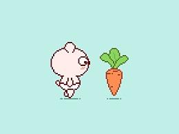 冷兔baby —— 手机壁纸