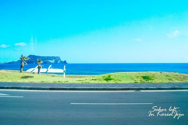 冬日济州岛