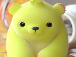 【萌芽熊】熊孩子的暖心日常