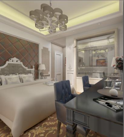 咸阳欧式网咖设计公司《欧式网咖效果图》|室内设计
