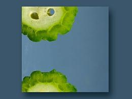 创意摄影#蔬菜的艺术画像