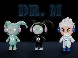 来自M星球的M博,有双面性格和双重身份